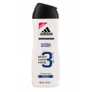 Adidas 3in1 Hydra Sport Shower Gel 250ml M