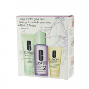 Clinique 3-Step Skin Care System 2 (Dry Combination) 180 ml