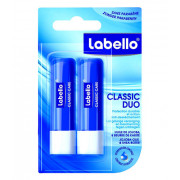 Labello Classic Care balzám na rty 2 x 5,5 g