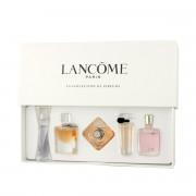 Lancome La Collection De Parfums EDP MINI 3 x 5 ml + EDP MINI 7,5 ml + EDP MINI 4 ml W