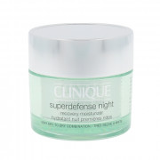 Clinique Superdefense Night Recovery Moisturizer (Very Dry/Dry Combination) 50 ml