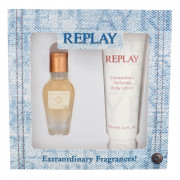 Replay Jeans Original for Her EDT 20 ml + BL 100 ml W