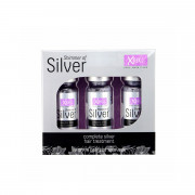 Xpel Shimmer of Silver Hair Treatment 3 x 12 ml