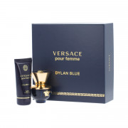 Versace Pour Femme Dylan Blue EDP 30 ml + BL 50 ml W