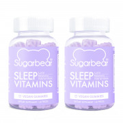 SugarBear Sleep Vitamins 2 x 60 ks